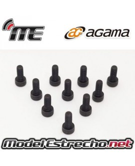 AGAMA TORNILLO 4X10mm