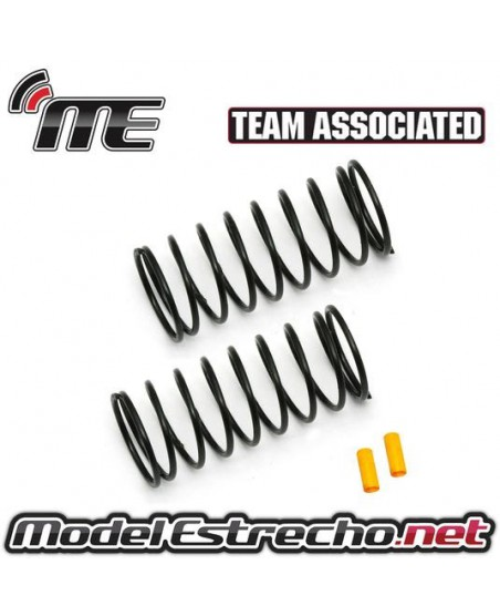 B6 12MM FRONT SPRING AMARILLO 3.75