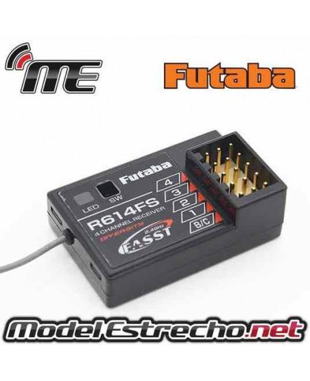 FUTABA RECEPTOR R614FS FASST