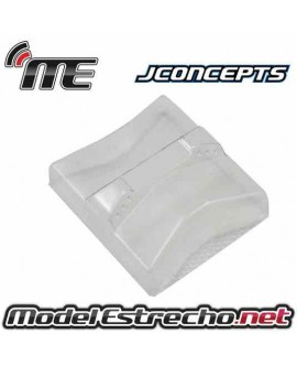 "JConcepts ""FITS GULLWING ARM"" B6 y B6D Front Wing (NARROW) (2)"