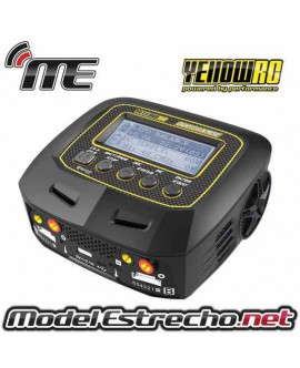 CARGADOR YELLOWRC DUO CHARGE 100W/10A