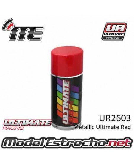 ULTIMATE SPRAY ROJO