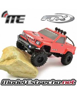 FTX OUTBACK MINI 1/24 TRAIL READY TO RUN ROJO