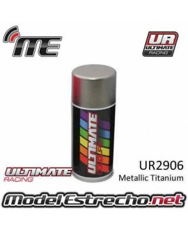 ULTIMATE SPRAY METALIC TITANIUM
