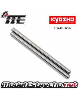 EJE TRASERO 4X68.5mm KYOSHO INFERNO MP9 ( 2U. )