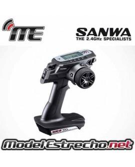 SANWA MX-6 MAS RX-391W