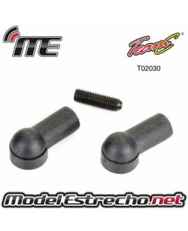 BALL END SHORT 4.8 (2U.) TEAM C T2EVO