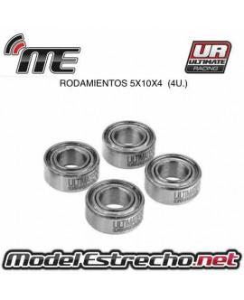 RODAMIENTOS ULTIMATE 5x10x4 (10 U.)