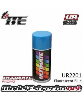ULTIMATE SPRAY AZUL FLUORESCENTE