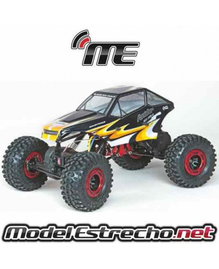 WP PUNISHER 1/10 4WD CRAWLER RTR