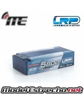 Gens Ace 5800mha 7,4v 45C 2S2P HardCase Lipo
