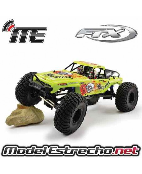 FTX MAULER 4X4 ROCK CRAWLER BRUSHED RTR 1/10