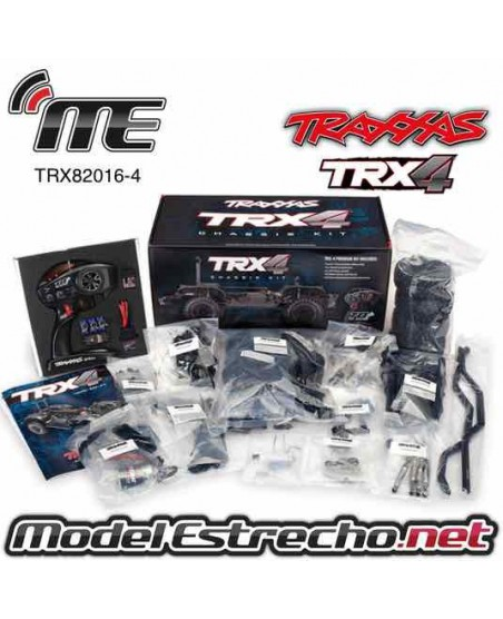 TRAXXAS TRX-4 KIT CRAWLER TQI XL-5