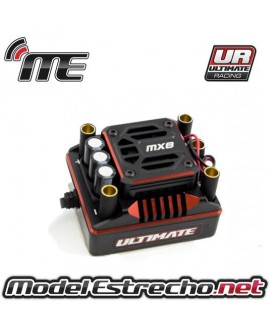 VARIADOR ULTIMATE MX8 BRUSHLESS ESC (220A/2-6S)