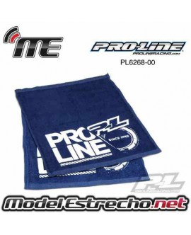PROLINE BLUE MICRO FIBRE TOWELS (2U.)