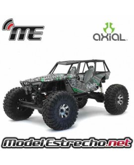 AXIAL WRAITH 1/10 SCALE ELECTRIC 4WD ROCK RACER RTR