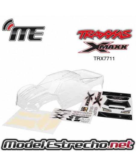 TRAXXAS CARROCERIA X-MAXX TRANSPARENTE