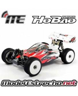 HOBAO HYPER VS 1/8 RTR ROJO BUGGY ELECTRICO 100A  ESC