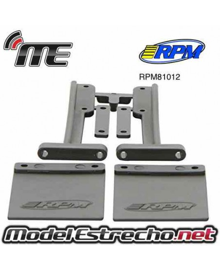 RPM MUD FLAPS FOR TRAXXAS SLASH