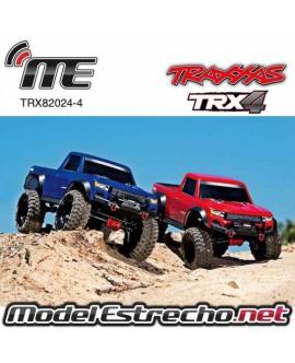 TRAXXAS TRX-4 LAND ROVER CRAWLER 1/10 2,4Ghz GRIS