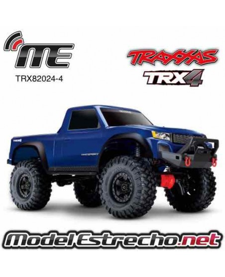 TRAXXAS TRX-4 SPORT CRAWLER 1/10 2,4Ghz AZUL