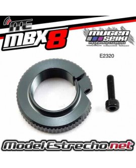 MUGEN MBX8 TRAPECIO TRASERO INFERIOR