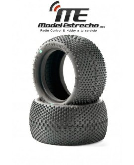 RUEDAS TRAS. JCONCEPTS DOUBLE DEES - GREEN