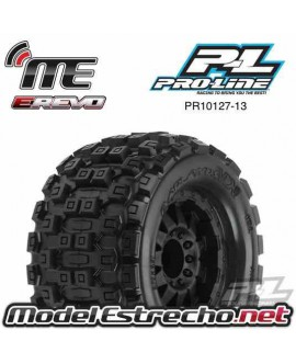 PROLINE BADLANDS MX38 3.8 ( TRAXXAS STYLE BEAD )