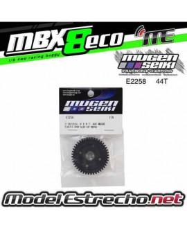 CORONA CENTRAL PLASTICO 46T HTD MUGEN MBX8