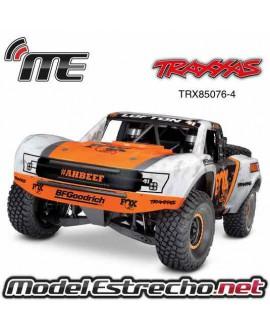 TRAXXAS UNLIMITED DESERT RACER 4WD NARANJA