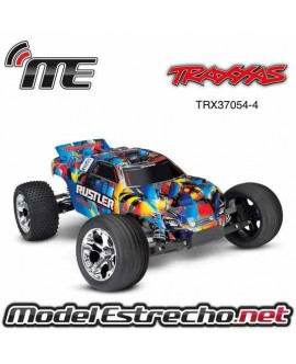 TRAXXAS RUSTLER RTR 2,4 Ghz ROCK&ROLL