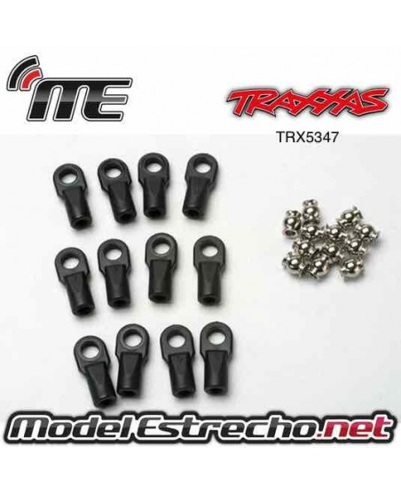 TRAXXAS ROD ANDS REVO (LARGE) WITH HOLLOW BALLS (12)