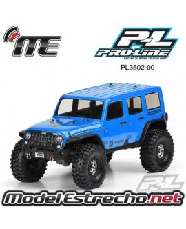 PROLINE JEEP WRANGLER UNLIMITED RUBICON CLEAR BODY CRAWLER TRX-4