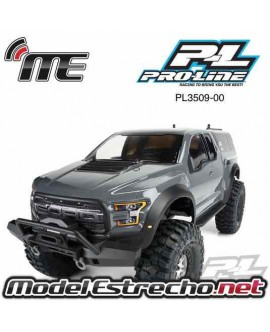 PROLINE FORD 2017 F-150 RAPTOR CLEAR BODY CRAWLER TRX-4