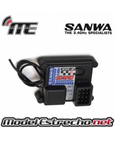RECEPTOR SANWA RX-391W WATERPROOF