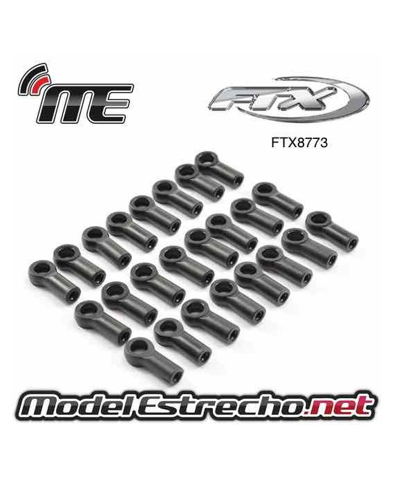 FTX MAULER SUSPENSION LINKAGE BALL CUP SET