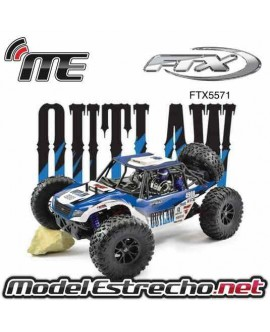 COCHE FTX OUTLAW 1/10 BRUSHLESS  4WD RTR ULTRA BUGGY