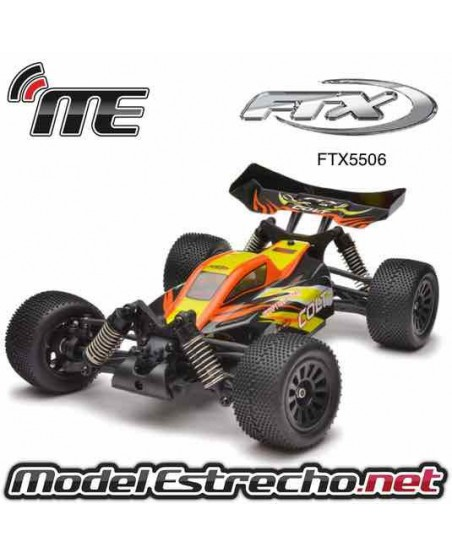 FTX COLT 1/18 BRUSHED MINI 4WD BUGGY RTR BLACK/ ORANGE