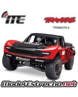 TRAXXAS UNLIMITED DESERT RACER 4WD ROJO/NEGRO
