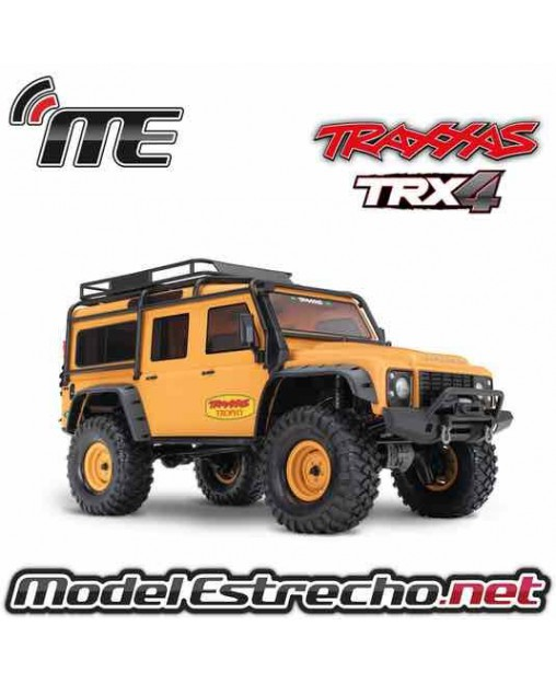 TRAXXAS TRX-4 LAND ROVER CRAWLER TROPHY EDITION LIMITED