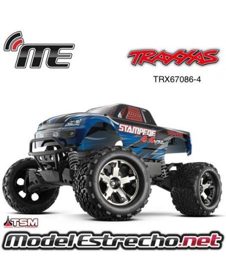TRAXXAS STAMPEDE 4X4 BT