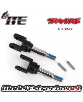 TRAXXAS STUB AXLES, FRONT, HEAVY DULY