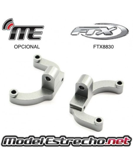 FTX MAULLER ALUMINIUM CENTRE LINK BALL MOUNTS ( 2PCS )