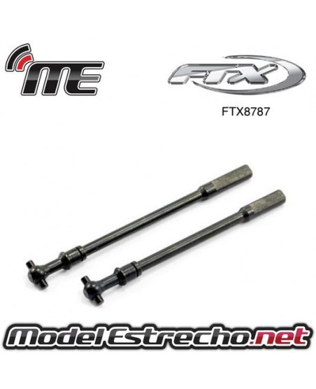 FTX MAULLER FRONT WHEEL DRIVE SHAFT  ( 2PCS )