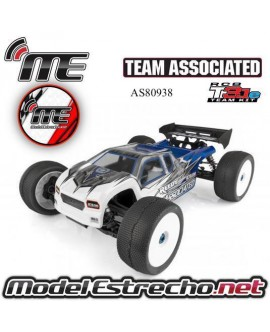 TEAM ASSOCIATED RC8T3.1 TEAM KIT 1/8 ELECTRIC TRUGGY