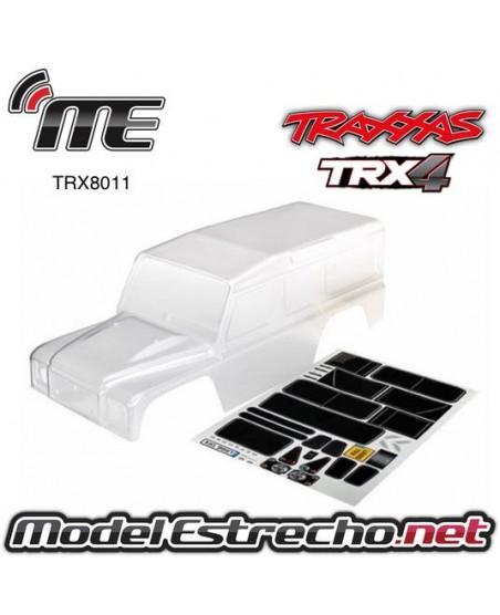 TRAXXAS CARROCERIA DEFENDER TRX-4