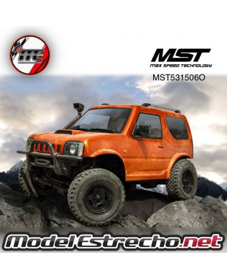 MST CMX CRAWLER RTR ORANGE WHEELBASE 242mm