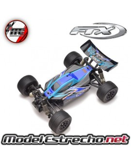 FTX COLT 1/18 BRUSHED MINI 4WD BUGGY RTR BLACK/ BLUE