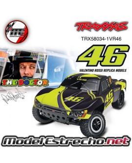 TRAXXAS SLASH TQ 2.4GHZ VR46