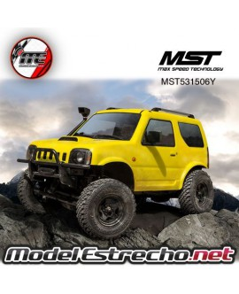 MST CMX CRAWLER RTR AMARILLO WHEELBASE 242mm
